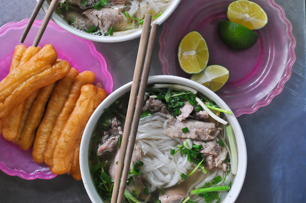 It's always worth to order 'pho co' – Soul in the Bowl